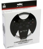 4gamers Compact Racing Wheel for PS3 (official licensed product)