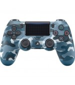 Sony PS4 Dualshock 4 V2 (blue camouflage)