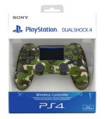 Sony PlayStation Dualshock 4 Wireless Controller v2 (green camo)