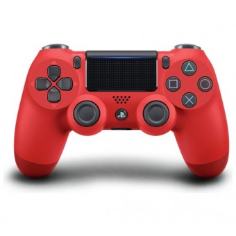 Sony PS4 Dualshock 4 V2 (magma red)