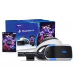 PlayStation VR Starter Pack (VR + Camera + Vr Worlds)