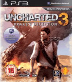 [Used] Uncharted 3: Drake's Deception