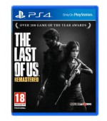 [Used] The Last of Us Remastered