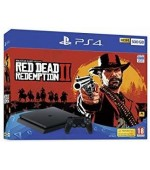 PS4 Slim 500Gb + Red Dead Redemption 2