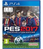 (Used) Pro Evolution Soccer 2017 (PES)