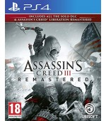 Assassin's Creed III Remastered (RUS audio)