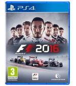 [Used] F1 2016 Limited Edition