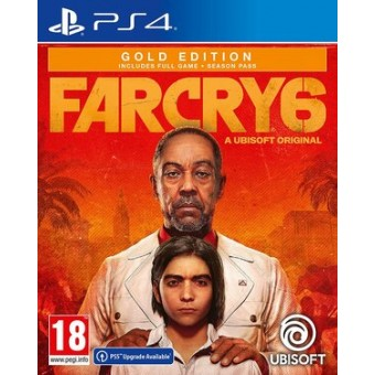 Far Cry 6 Gold Edition (RUS audio)