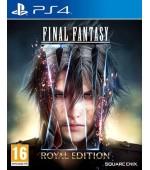 Final Fantasy XV Royal Edition (RUS audio)