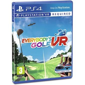 Everybody's Golf VR (RUS audio)