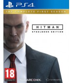 [Used] Hitman: The Complete First Season (steelbook edition)
