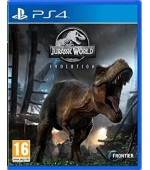 Jurassic World Evolution (RUS audio)