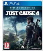 Just Cause 4 Steelbook edition