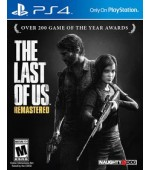 The Last of Us Remastered (US ver)