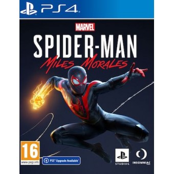 Marvel's Spider-Man: Miles Morales (RUS audio)