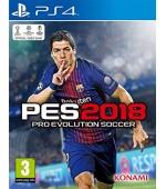 Pro Evolution Soccer 2018 (PES2018)