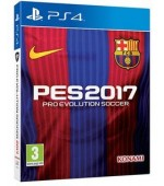 Pro Evolution Soccer 2017 FC Barcelona Edition