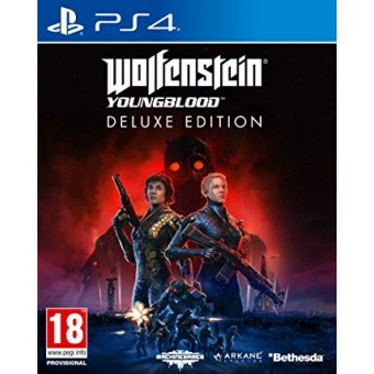 Wolfenstein: Youngblood Deluxe Edition (RUS audio)