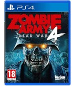 [Used] Zombie Army 4: Dead War
