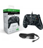 PDP Xbox One wired controller (phantom black)