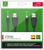 Speedlink Stream Play&Charge Cable Set (2x3m) for Xbox One