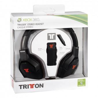 Xbox360 Official Detonator Stereo Headset