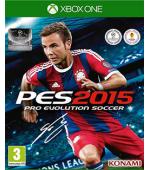 Pro Evolution Soccer 2015 (PES)
