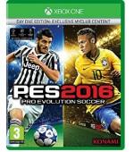 Pro Evolution Soccer 2016 (PES)