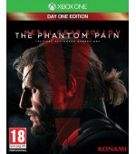 [Used] Metal Gear Solid V: The Phantom Pain