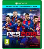 Pro Evolution Soccer 2018 Premium Edition (PES2018)