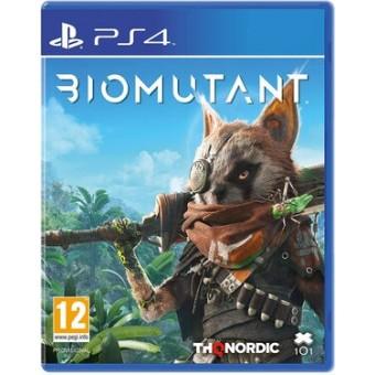 Biomutant (RUS audio)