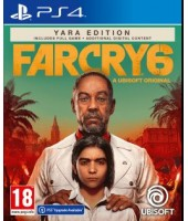 Far Cry 6 Yara Edition (RUS audio)