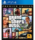 Grand Theft Auto 5 Premium Edition (GTA)