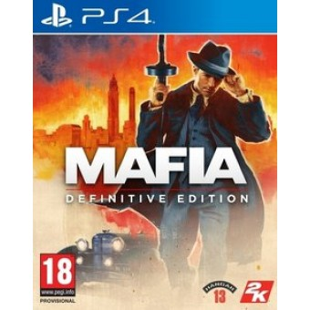 Mafia: Definitive Edition (RUS audio)