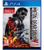 Metal Gear Solid 5: The Definitive Experience (MGS)