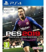[Used] Pro Evolution Soccer 2019 (PES)