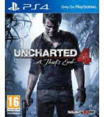[Used] Uncharted 4: A Thiefs End (RUS audio)