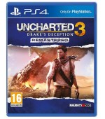 [Used] Uncharted 3: Drake's Deception - Remastered